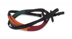 Windsor Multi Coloured Rubber Reins